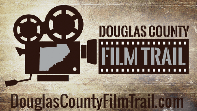 Douglas County Film Trail Logo
